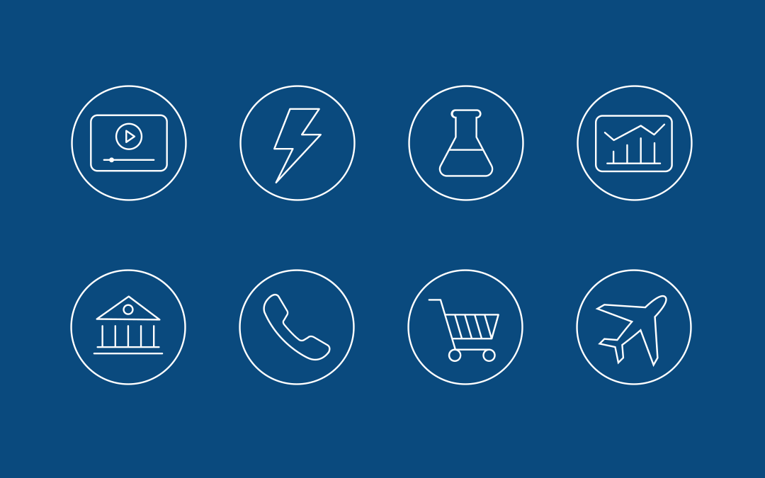 K2 Consulting Partners Icon Set