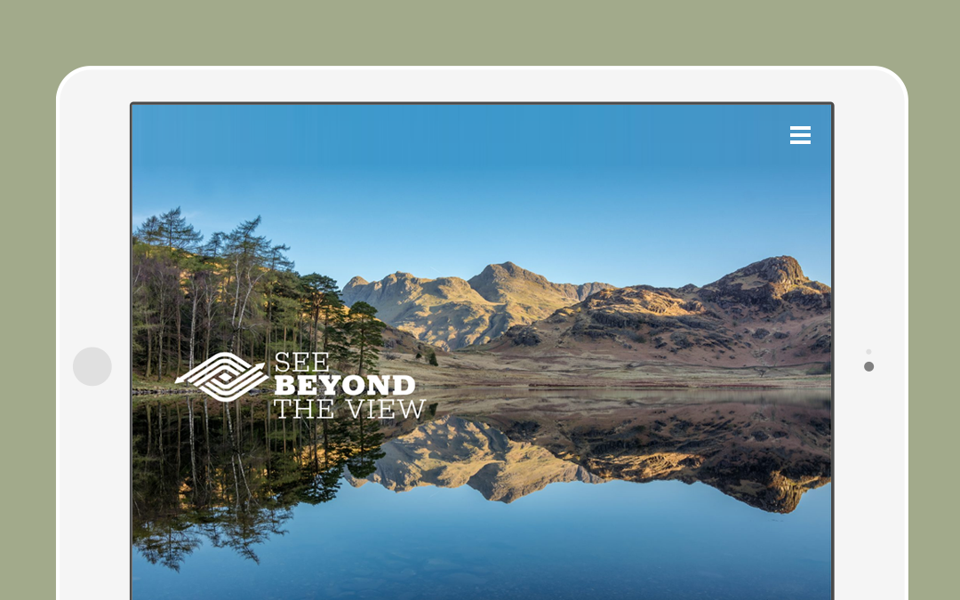 See beyond the view website
