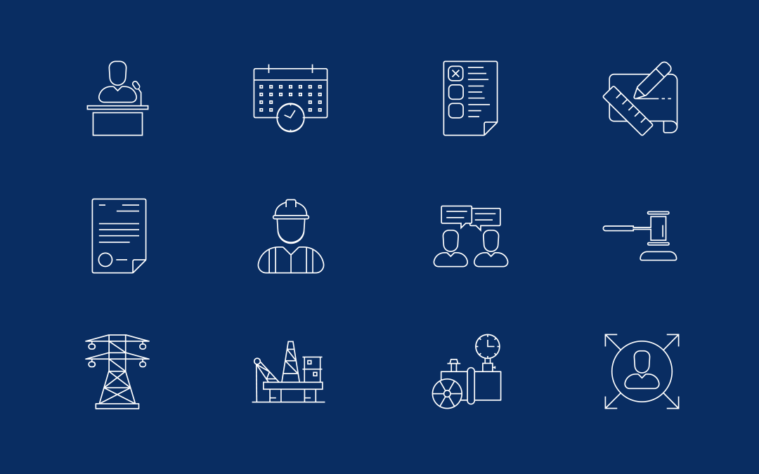 A. Lamb Associates UI Icon Set